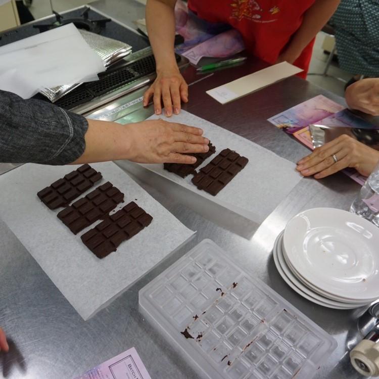 第2回 Bean to bar chocolate専門店の極上チョコレートを味わう