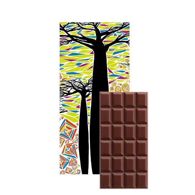 【no.41】ダークチョコレート 70%(ミニサイズ)
