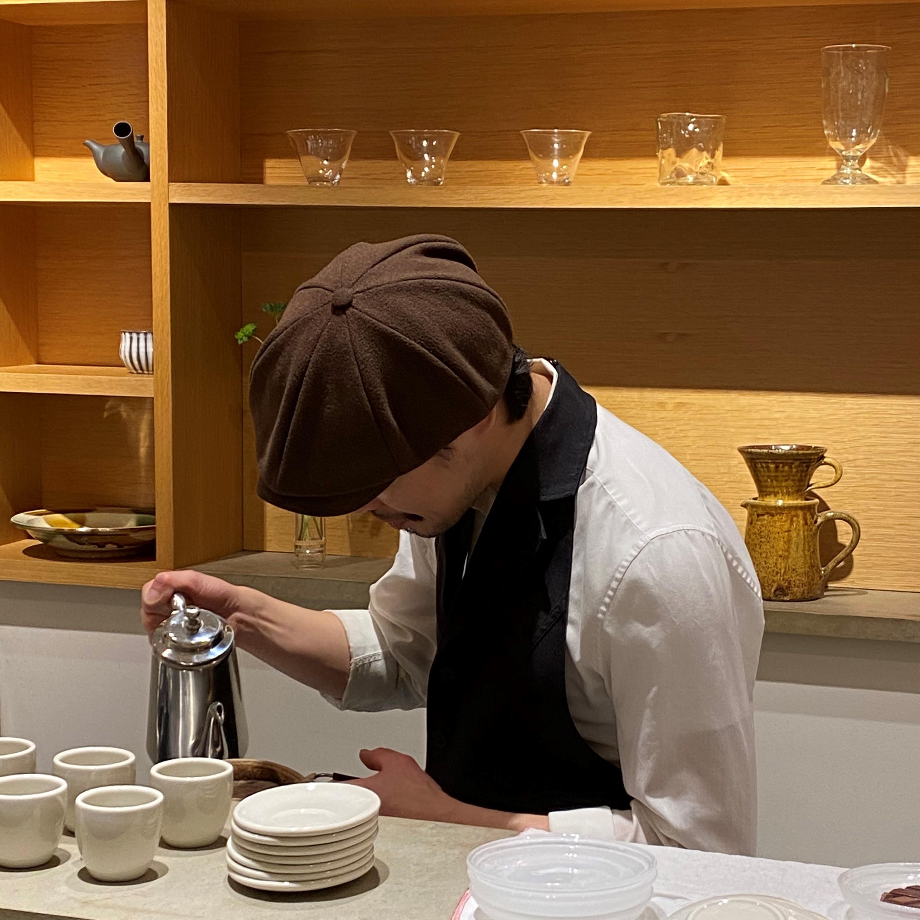 珈琲とチョコレートの話〜珈琲屋うずとLa chocolatier NANAIRO〜