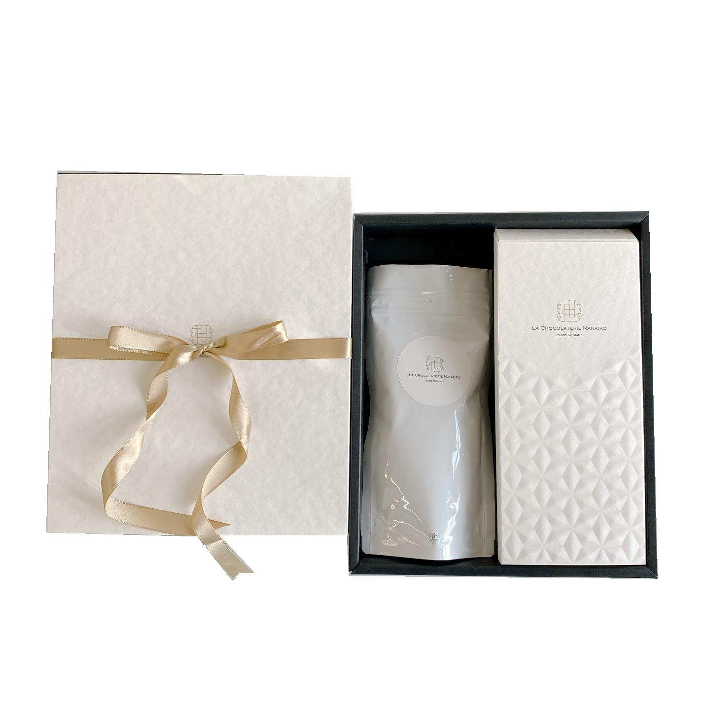【Gift Box】Tea Paring Set B