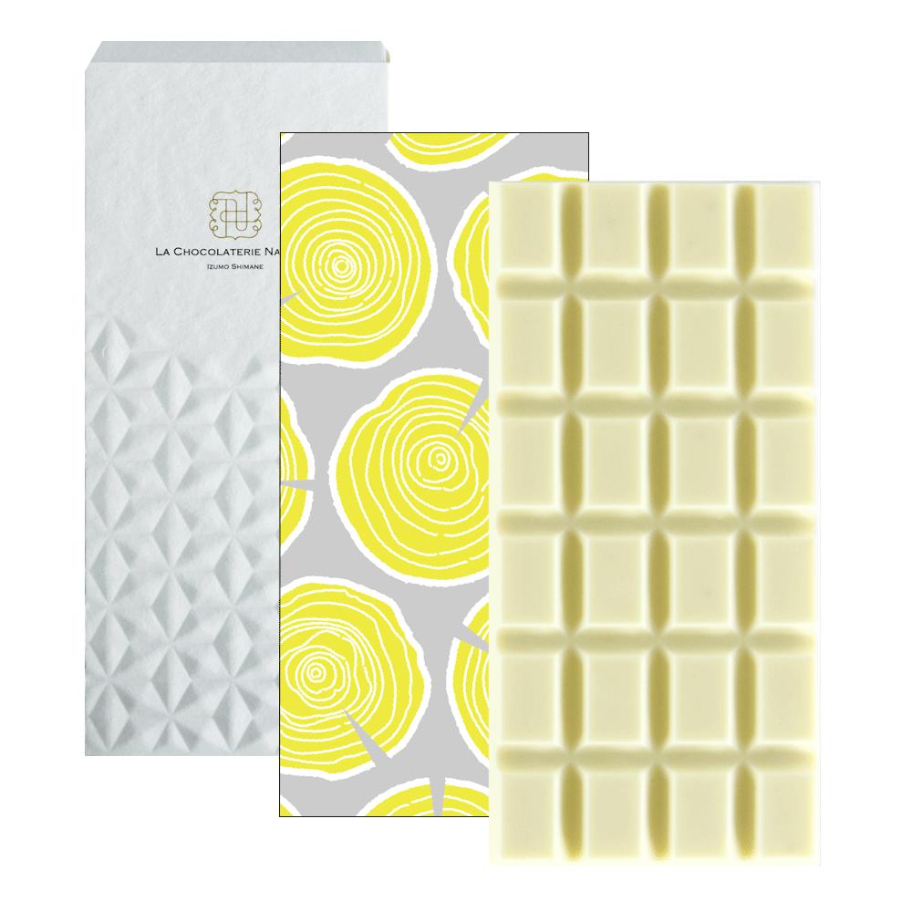 【White Chocolate】ホワイトチョコレート