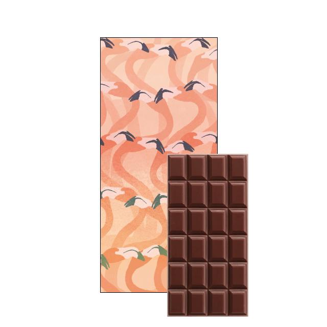 【no.55】ダークチョコレート 70%(ミニサイズ)