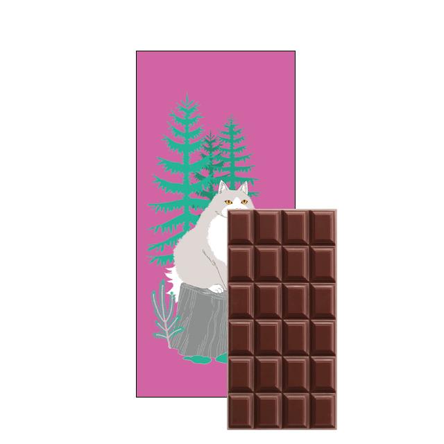【no.56】ダークチョコレート 65%(ミニサイズ)