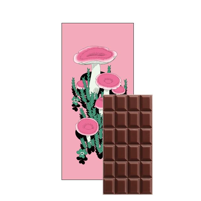 【no.58】ダークチョコレート 80%(ミニサイズ)
