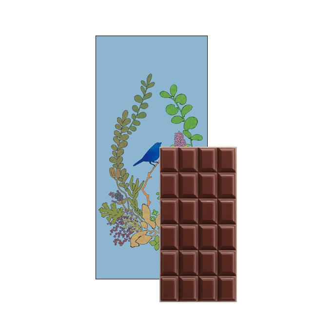 【no.59】ダークチョコレート 75%(ミニサイズ)