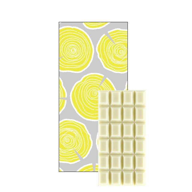 【White Chocolate】ホワイトチョコレート(ミニサイズ)